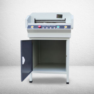 Paper Cutting Machine G450V+ pictures & photos