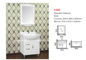 Bathroom Cabinet (No. 1101) Assembly Cabinet, pictures & photos