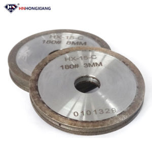 Diamond Pencil Grinding Wheel for Straight Glass Machine pictures & photos