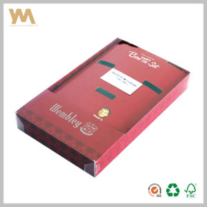 Customized PVC Box for Cosmetics with Silk-Screen Printing pictures & photos