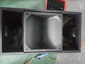 """Stereo Durable High Quality 800watts Cheap Price 10"""" Neodymium Q1 Line Array pictures & photos"""