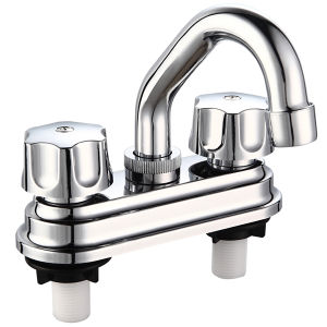 "New 4"" Plastic Kitchen Faucet pictures & photos"