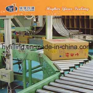 Carton Box Package Stainless Steel Roller Conveyor System pictures & photos