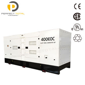 300kVA Silent Diesel Generator Set with Perkins Engine