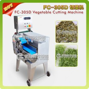 FC-305D Okra Cutting Chopping Slicing Machine with Adjustable Size pictures & photos
