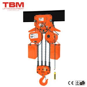 Tbm Hoist, 10 Ton Hoist, Electric Hoist, Overhead Crane pictures & photos