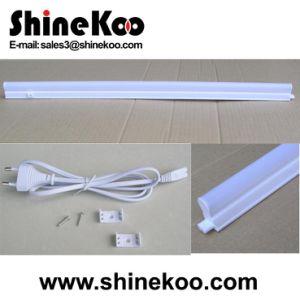 Plastic Integrative Bracket 18W LED T5 Tube Light (SUNE7025-18) pictures & photos