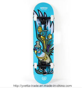 31 Inch Wood Skateboard with Hot Sales (YV-3108-2) pictures & photos