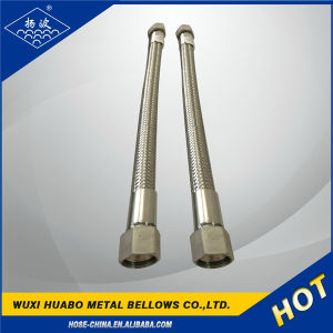Stainless steel Male Quick Joint Metal Hose pictures & photos