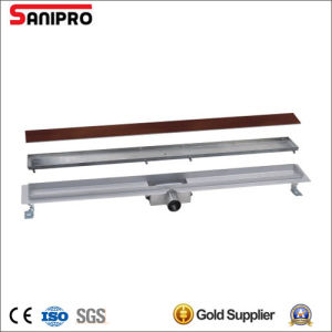 Stainless Steel Linear Drain Shower Floor Drain pictures & photos