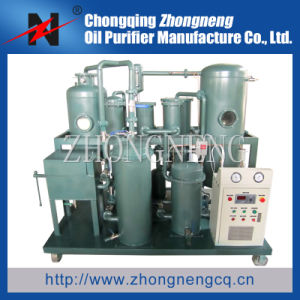Waste Lubricant Oil Recycling/Lube Oil Regeneration Machine/Engine Oil Purifier pictures & photos