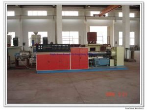Extrusion Machinery for PP, PE, ABS Plastics pictures & photos