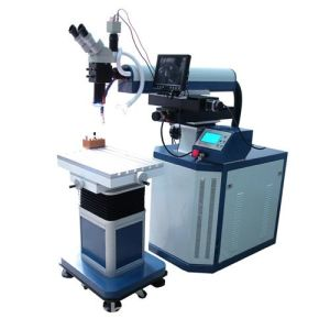 High Quality Laser Welding Machine with Crane Jib pictures & photos