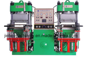 Silicone Rubber Air Compresser O-Ring Making Plate Vulcanizing Machine pictures & photos
