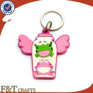 Low Price Gifts Soft PVC Keychain pictures & photos