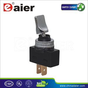 Automotive Toggle Switches on-off Toggle Duck Bill Switch (ASW-14-101) pictures & photos