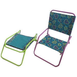 High Quality Low Sand Beach Chair with Armrest (SP-135) pictures & photos