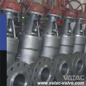 Metal Seated Stl A216 Wcc/CF8m 5#/1#/8# Gate Valve pictures & photos
