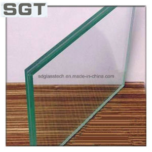 Clear Glass Float Glass Building Glass Balustrade Glass From Sgt pictures & photos