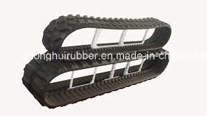 Construction and Excavtor Machinery Engineer Rubber Track pictures & photos
