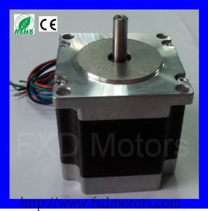 1.8 Deg NEMA 23 Step Motor with RoHS Certification pictures & photos