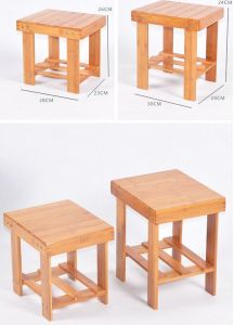 Mini Kid Chair Bamboo Chair Wooden Chair pictures & photos