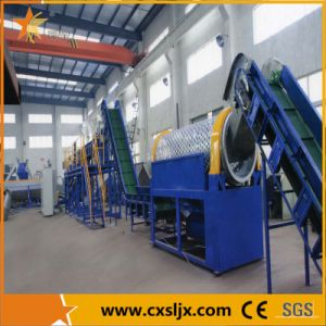 Pet Bottle Recycling Line Plastic Flakes Washing Machine pictures & photos
