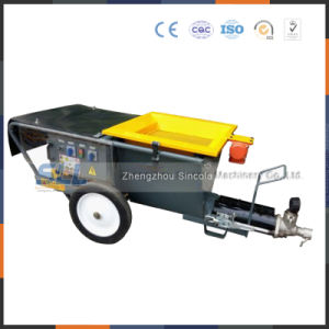 China New Technology Wall Spray Plastering Machine for Sale pictures & photos