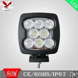 80W off-Road Vehicle CREE LED Work Light Bar (HCW-L8059)
