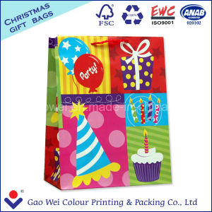 Cheap Paper Carrier Bag Printing, Paper Bag Printing pictures & photos