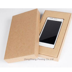 Cheap Paper Mobile Phone Packaging Box