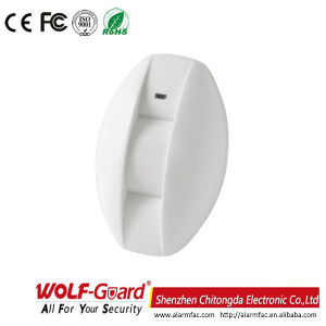 M02 Wireless and Wired Curtain Detector for Alarm System pictures & photos