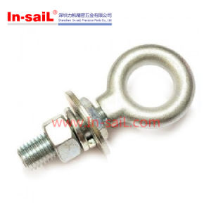 2016 China Supplier DIN Standard Fastener Screw Eye Bolt Mannufacturer pictures & photos