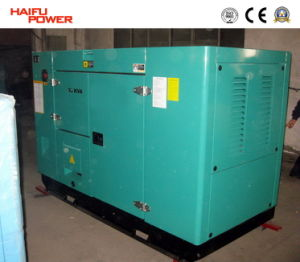 16kw/20kVA Kubota Silent Generator pictures & photos