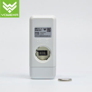 Ggl-11, High Precision Compact Temperature Data Logger with USB Interface, LED Alarm, LCD Display pictures & photos