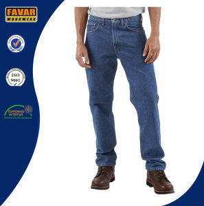 Mens Traditional Fit Work Jeans