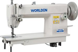 Wd-202 High Speed Lockstitch Sewing Machine pictures & photos