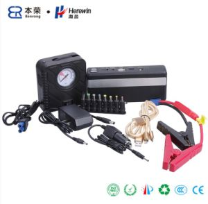 Protable Emergency Power Auto Car Jump Starter