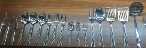 Stainless Steel Cutlery Set 096 pictures & photos