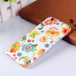 Customized 3D-Coverage Pattern iPhone Cover Mobile Cell Phone Case pictures & photos