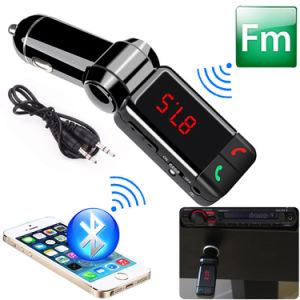 Bluetooth Car MP3 Player FM Transmitter with Dual USB /Car Charger pictures & photos