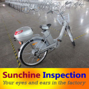 Electric Bike Quality Check The Third Party Inspection Service pictures & photos