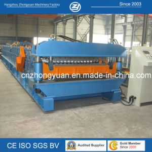 Double Layer Cold Roll Forming Machine pictures & photos