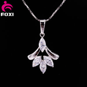 Factory Wholesale Clear Gemstone Pendant pictures & photos