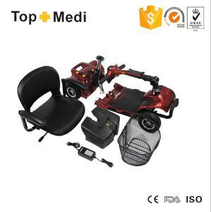 Topmedi New Product Electric Power Scooter Wheelchair Tew031 pictures & photos