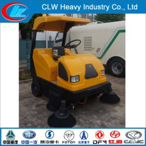 New Type School Warehouse Mini Electric Road Sweeper pictures & photos