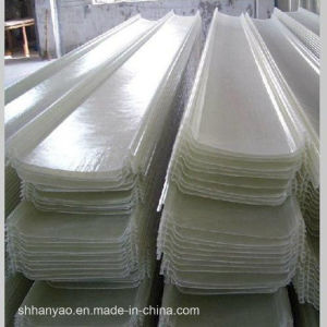 Shanghai Supplier Translucent Fireproof PVC Roof Tile pictures & photos