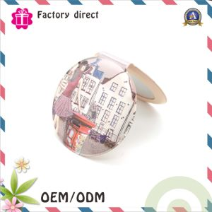 High Quality Wholesale Round Folding Make up Mirror pictures & photos