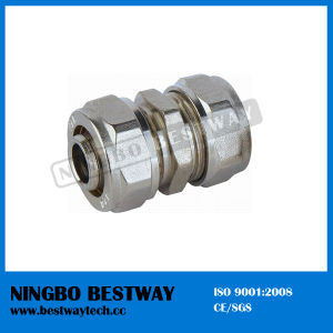 Hot Sale Brass Swagelok Compression Fitting (BW-402) pictures & photos
