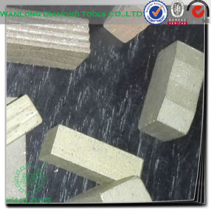 Diamond Blade Segments for Stone Cutting -Brazing Diamond Segments pictures & photos